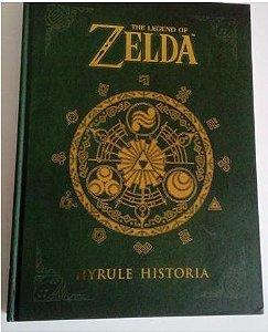 The legend of Zelda - Hyrulw Historia - Em inglês