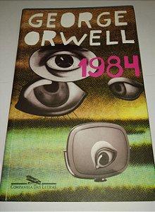 1984 - George Orwell *novo*