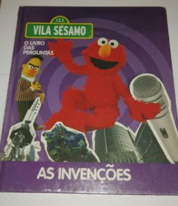 1 2 3 Vila Sésamo - As invenções - O livro das perguntas