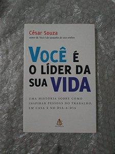 Você é o Líder da Sua Vida - César Souza