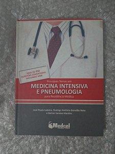 Principais Temas em Medicina Intensiva e Pneumologia  para Residência Médica - José Paulo Ladeira