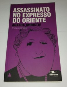 Assassinato no expresso do oriente - Agatha Christie - pocket