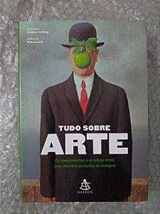 Tudo Sobre Arte  - Stephen Farthing