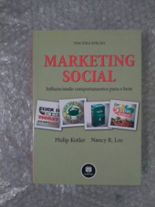 Marketing Social - Philip Kotler e Nancy R. Lee