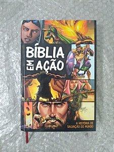 Bíblia em Ação - A História de Salvação do Mundo