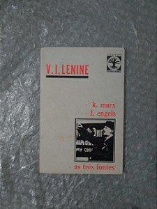 As Três Fontes - V. I. Lenine