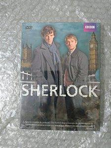 DVD Sherlock - BBC - 1ª Temporada - 3 Discos