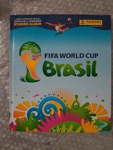 Álbum de Figurinha - Fifa Word Cup Brasil - 99,9% completa