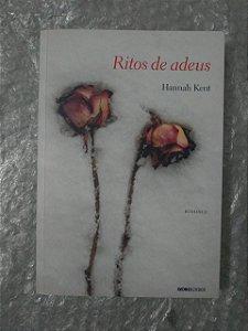 Ritos de Adeus - Hannah Kent