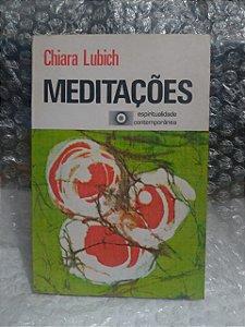 Meditações - Chiara Lubich
