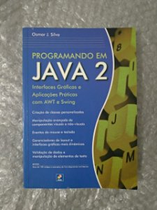 Programando em Java 2 - Osmar J. Silva