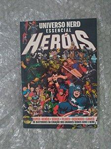 Universo Nerd Essencial - Heróis