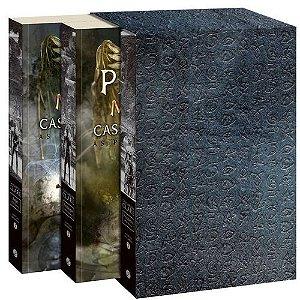 Box Coleção Peças Infernais - Cassandra Clare C/3 Livros Lacrado