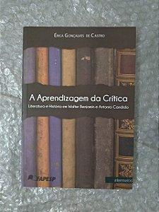 A Aprendizagem da Crítica - Érica Gonçalves de Castro