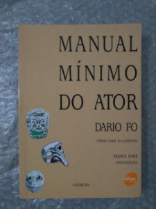 Manual Mínimo do Ator - Dario Fo