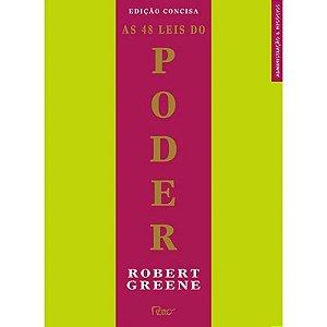 As 48 Leis do Poder - Robert Greene - Edição Concisa Pocket