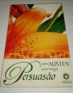 Persuasão - Jane Austen - Edição Bilíngue