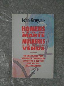 Homens São de Marte Mulheres São de Vênus - John Gray