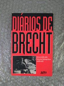Diários de Brecht - Diários de 1920 a 1922: Anotações Autobiográficas de 1920 a 1954