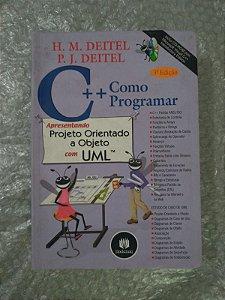 C++ Como Programar - H. M. Deitel e P. J. Deitel