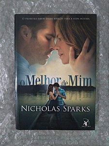 O Melhor de Mim - Nicholas Sparks (Capa do Filme)
