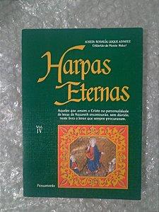 Harpas Eternas Vol. 4 - Josefa Rosalía Luque Alvarez