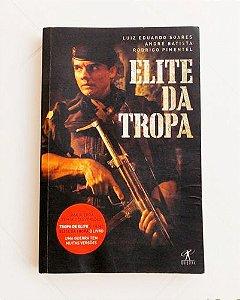 Elite da tropa - Luiz Eduardo Soares (capa do filme)