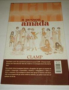 A Pessoa amada - Clamp - Ed. New