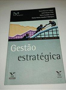 Gestão estratégica - David Menezes Lobato FGV