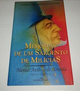 Memórias de um sargento de milícias - Manuel Antônio de Almeida Pocket