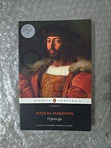 O Príncipe - Nicolau Maquiavel (Penguin)