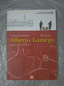 Coleção Alberto Lamego:  Catálogo de Iconografia - Júlio Caio Velloso