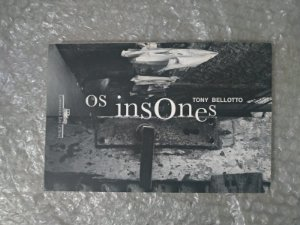 Os Insones - Tony Bellotto