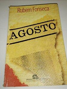 Agosto - Rubem Fonseca (marcas)