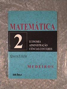 Matemática 2 - Sebastião Medeiros da SIlva