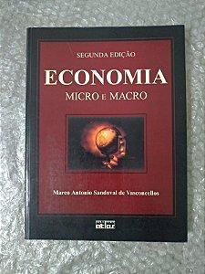 Economia Micro e Macro - Marco Antonio Sandoval de vasconcellos
