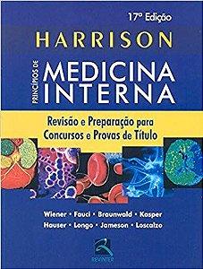 Harrison - Princípios de Medicina Interna - 17ª Edição - Lacrado