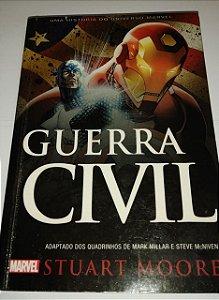 Guerra Civil - Stuart Moore - Marvel