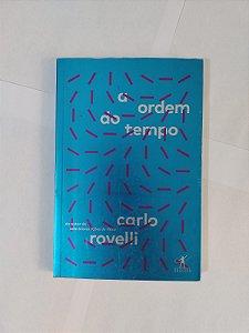 A Ordem do Tempo - Carlo Rovelli