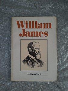 Os Pensadores - William James