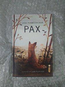 Pax - Sara Pennypacker - Capa Dura