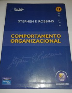 Comportamento Organizacional - Stephen P. Robbins