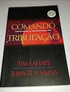 Comando tribulação - Tim Lahaye (marcas)
