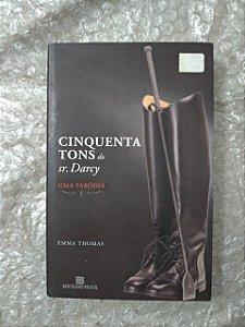 Cinquenta Tons do Sr. Darcy - Emma Thomas (marcas)