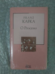 O Processo - Frank Kafka - Usado