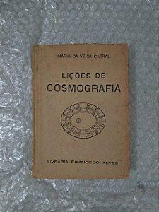 Lições de Cosmografia - Mário de Veiga Cabral