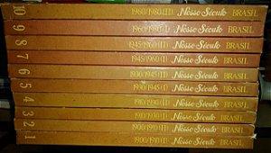 Coleção Nosso Século Brasil - Editora Abril - Completa 10 volumes