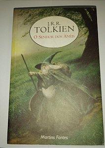 O Senhor dos Anéis - J. R. R. Tolkien - Volume único