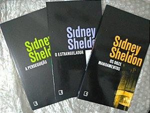Coleção Sidney Sheldon - O estrangulador / A Perseguição / Os Doze Mandamentos