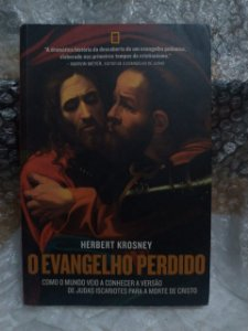 O Evangelho Perdido - Herbert Krosney